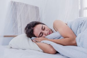 improve sleep with cryotherapy