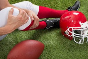 treating football injuries