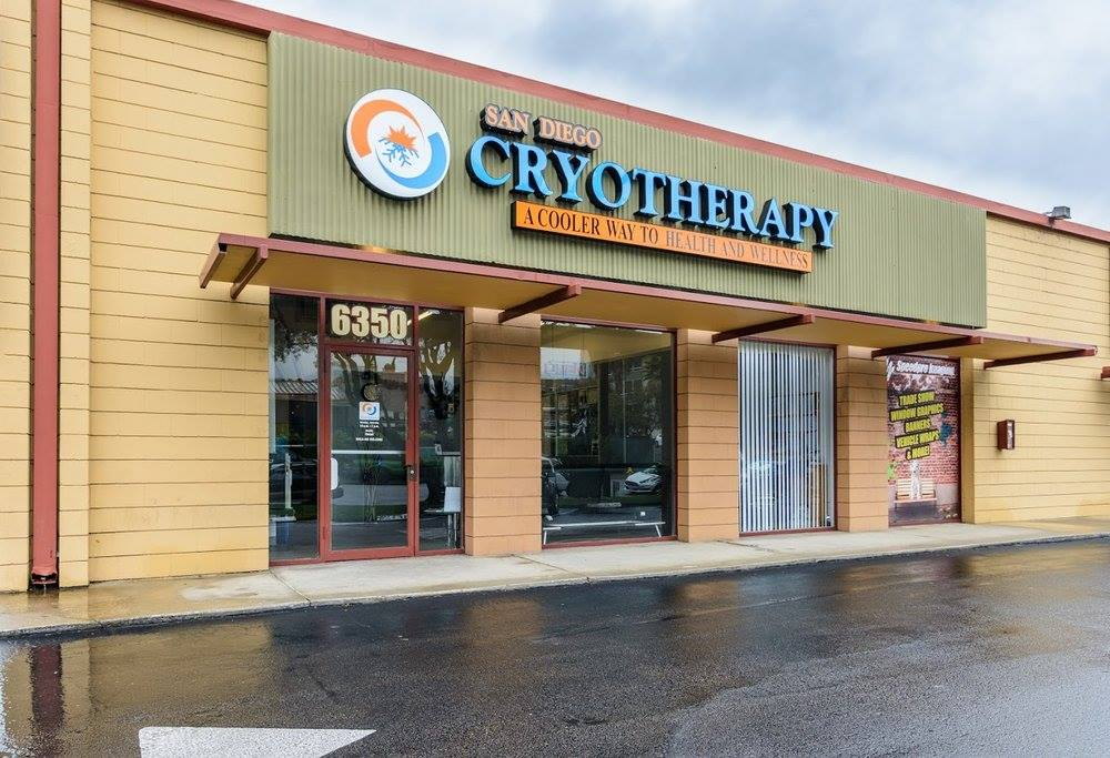 Cryotherapy in San Diego, CA